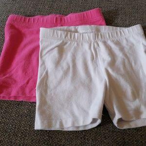 2 pack biker shorts
